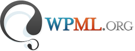 White Background Banner with blue, orange and grey Font Face Color creating the Company called WPLM.org