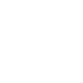 3 People's Profile in white on grey Background